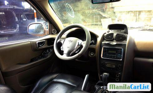 Hyundai Santa Fe Automatic 2001 in Quirino