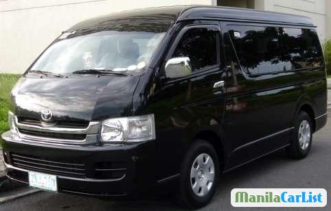 Picture of Toyota Granvia Automatic