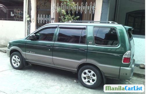 Picture of Isuzu Crosswind Manual 2001 in Abra