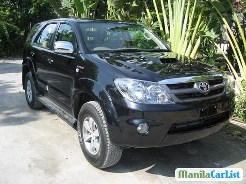 Picture of Toyota Fortuner Automatic 2015