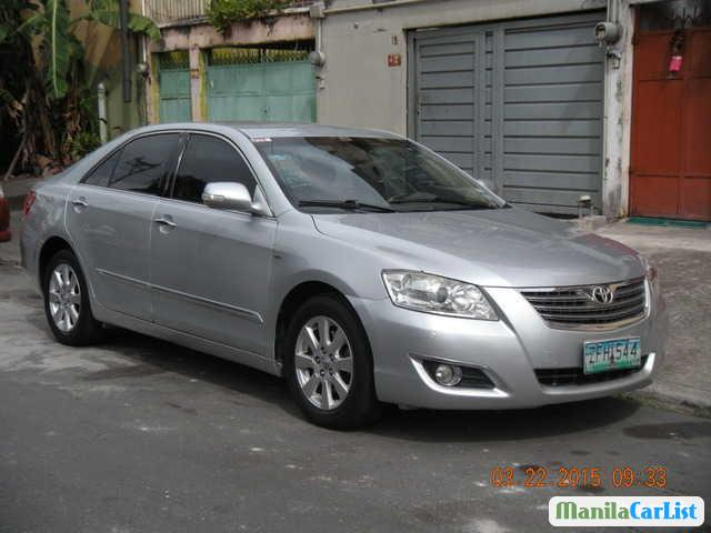 Pictures of Toyota Camry Automatic 2007