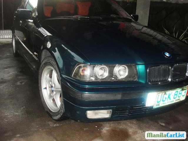 Picture of BMW Manual 1996