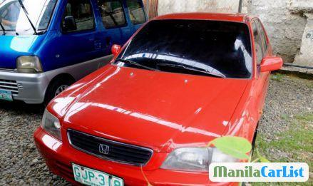 Honda City EXi Automatic 2000