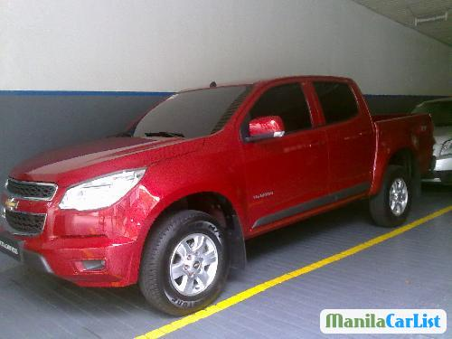 Picture of Chevrolet Colorado Manual 2012