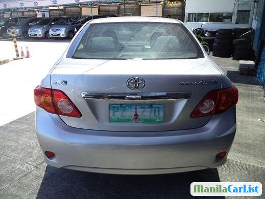Picture of Toyota Corolla 2010
