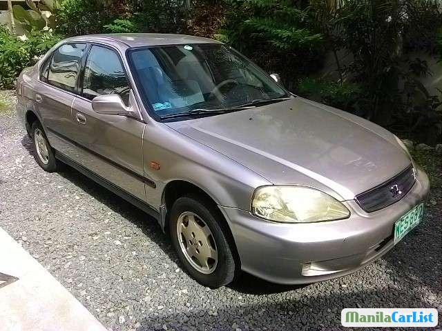 Pictures of Honda Civic Manual 1999