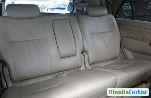 Toyota Fortuner Automatic 2009 in Philippines