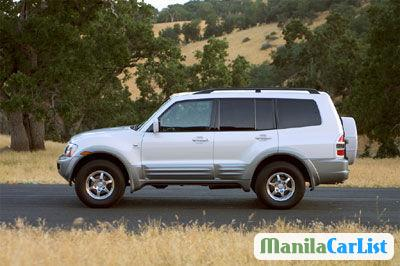 Pictures of Mitsubishi Montero Sport Automatic 2000