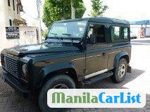 Picture of Land Rover Manual 2003