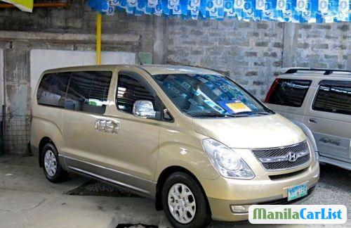 Picture of Hyundai Grand Starex Manual 2009