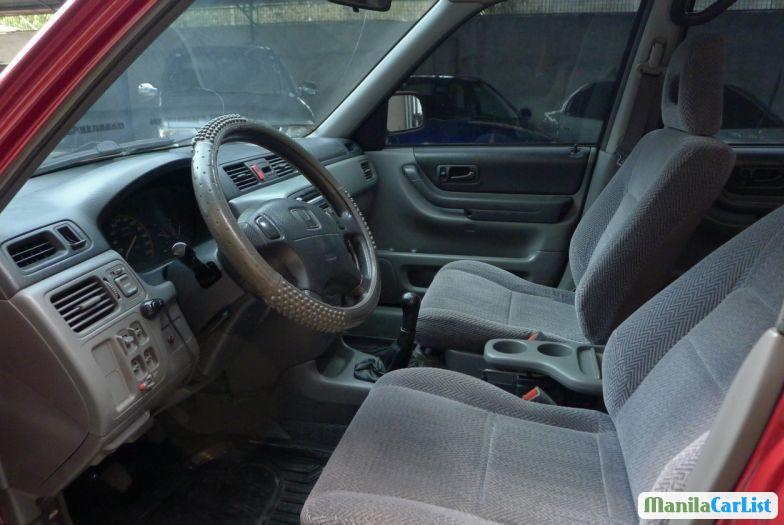 Honda CR-V 2000 in Philippines