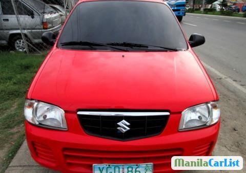 Suzuki Alto Manual 2008