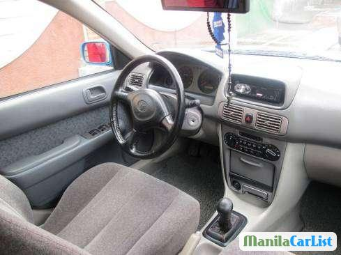 Toyota Corolla Manual 1998 in Leyte