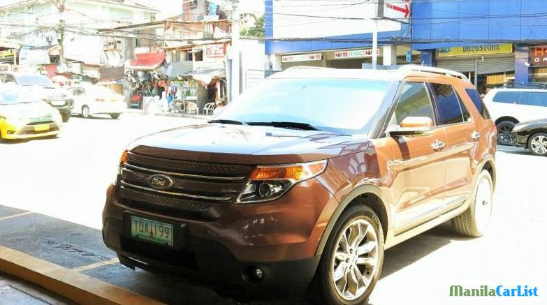 Picture of Ford Explorer 2012