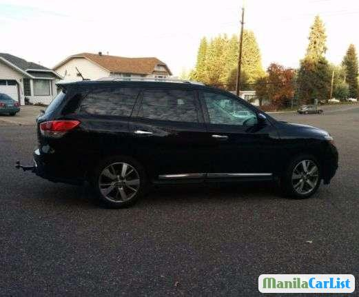 Picture of Nissan Pathfinder Automatic 2014