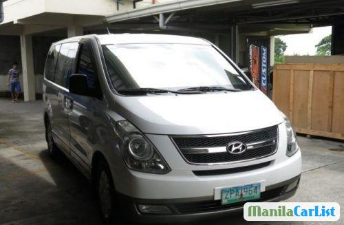 Picture of Hyundai Starex Automatic 2008