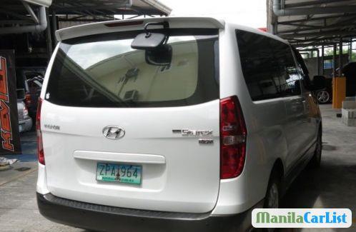 Hyundai Starex Automatic 2008