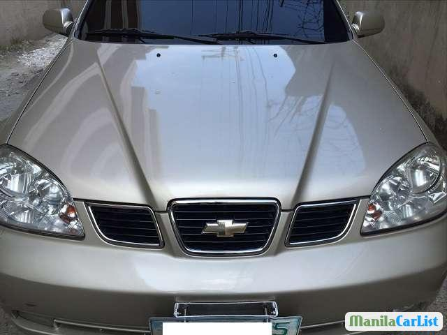 Pictures of Chevrolet Optra Automatic 2004
