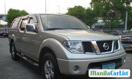 Pictures of Nissan Navara Manual 2009