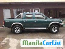Picture of Nissan Frontier Manual 2000