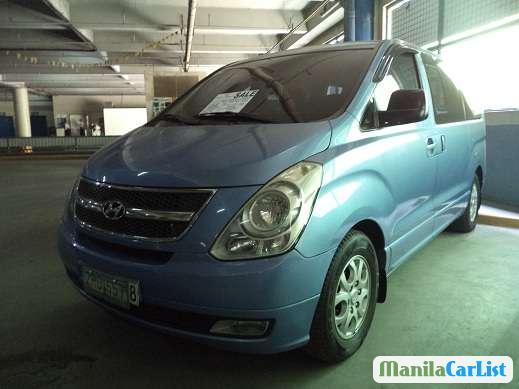 Pictures of Hyundai Starex Manual 2008