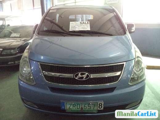 Hyundai Starex Manual 2008