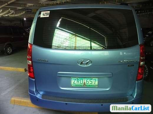 Hyundai Starex Manual 2008 in Agusan del Norte
