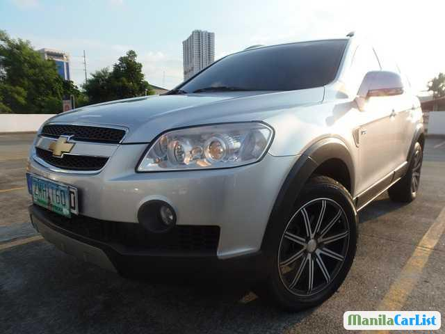 Pictures of Chevrolet Captiva Automatic 2007