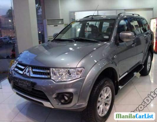 Picture of Mitsubishi Montero Sport Manual 2015