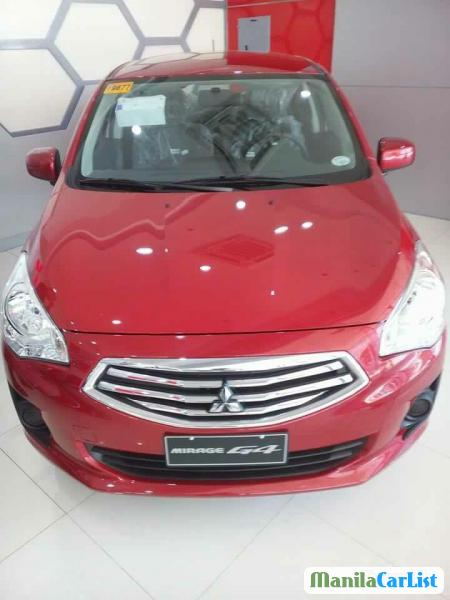 Mitsubishi Mirage Automatic 2015