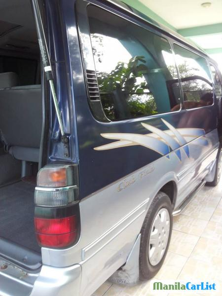 Picture of Toyota Hiace Manual 1996 in Batangas