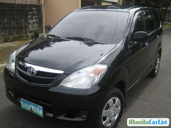 Pictures of Toyota Avanza Manual 2010