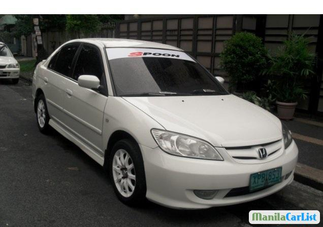 Pictures of Honda Civic 2004