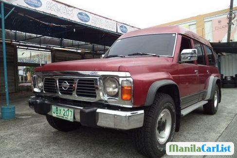 Pictures of Nissan Patrol Manual 1996