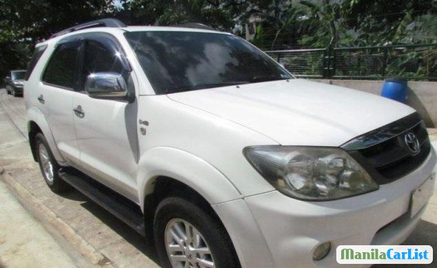 Picture of Toyota Fortuner 2006