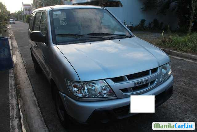 Pictures of Isuzu Crosswind Manual 2008