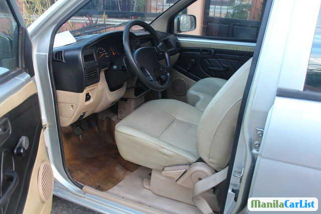 Isuzu Crosswind Manual 2008 in Agusan del Sur