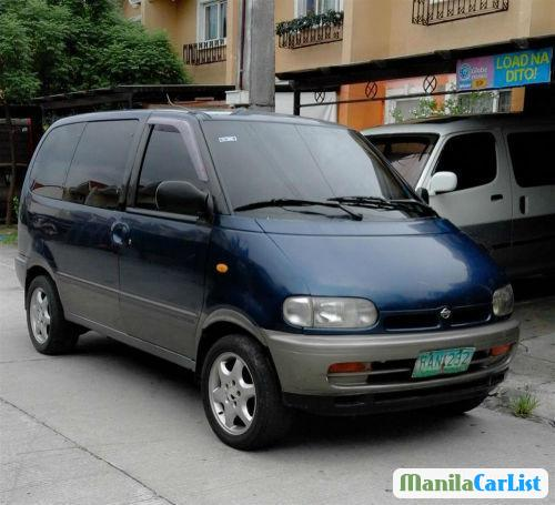 Pictures of Nissan Serena Automatic 2001