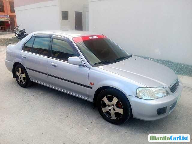 Pictures of Honda City Manual 2001