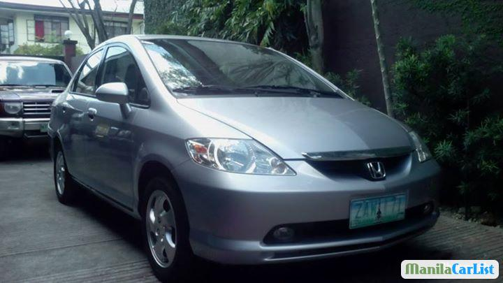 Picture of Honda City Manual 2005