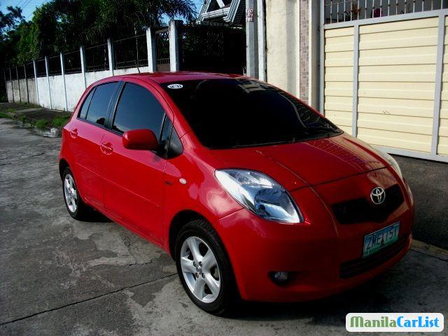 Picture of Toyota Yaris Automatic 2008