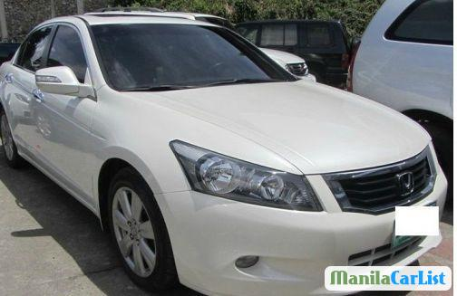 Pictures of Honda Accord 2008