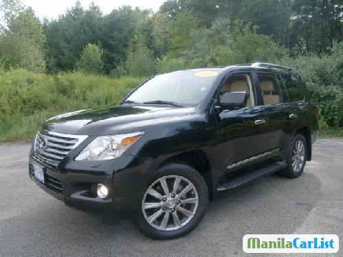 Pictures of Lexus LX Automatic 2011