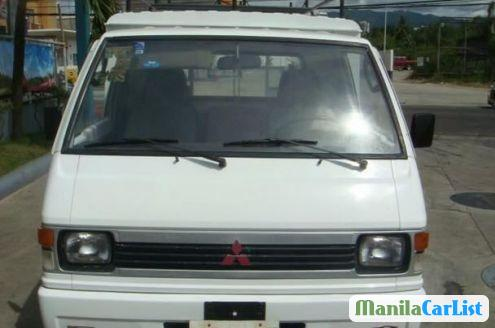 Picture of Mitsubishi L300 Manual 1998