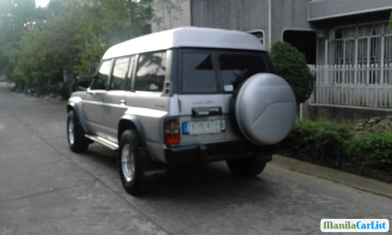 Picture of Nissan Patrol Automatic 2000