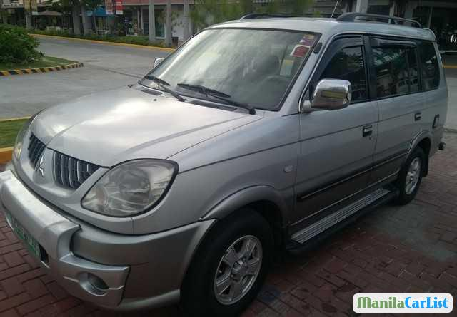 Picture of Mitsubishi Adventure Manual 2005