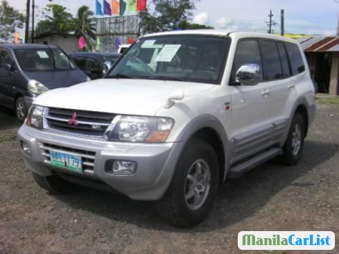 Picture of Mitsubishi Pajero 2001