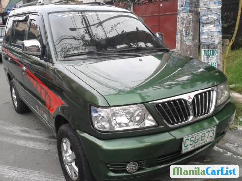 Picture of Mitsubishi Adventure 2002