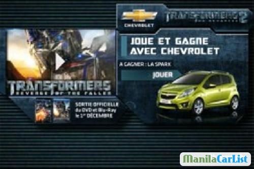 Picture of Chevrolet Spark Manual