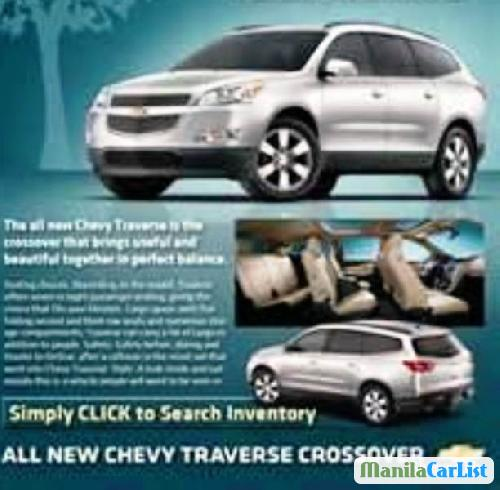 Chevrolet Traverse Semi-Automatic